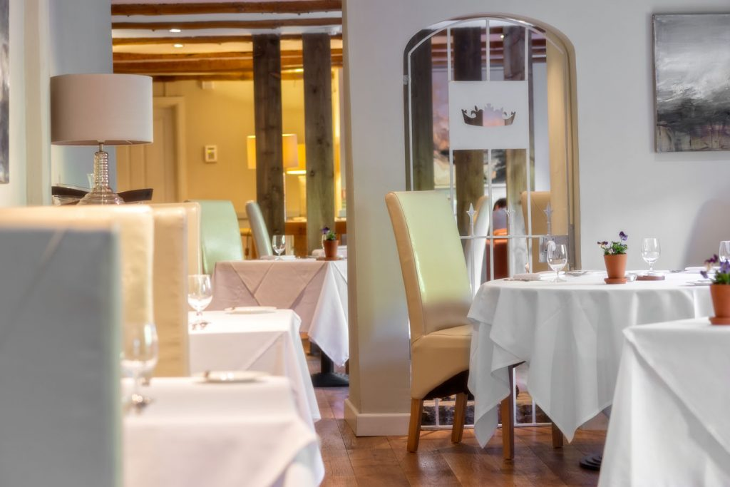 he Whitebrook dining room GourmetXperiences