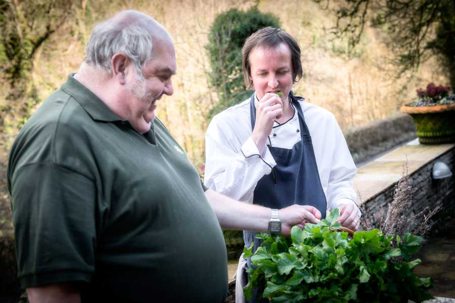 Whitebrook foraging GourmetXperience