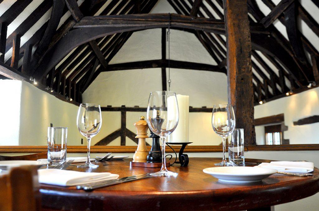 White Hart Oxfordshire GourmetXperiences