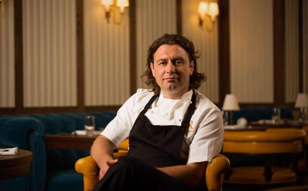 Shaun Rankin Ormer GourmetXperience