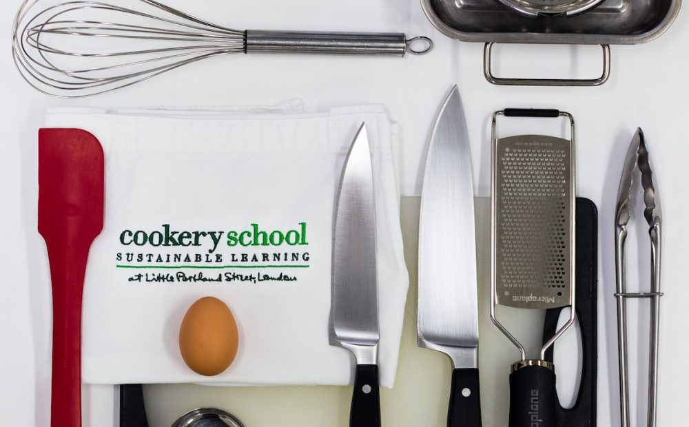 cookery-school-little-portland Street Gift Vouchers