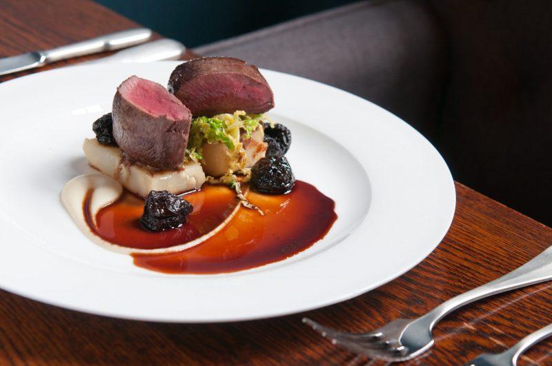 Drapers Hall Restaurant Shrewsbury Main GourmetXperience