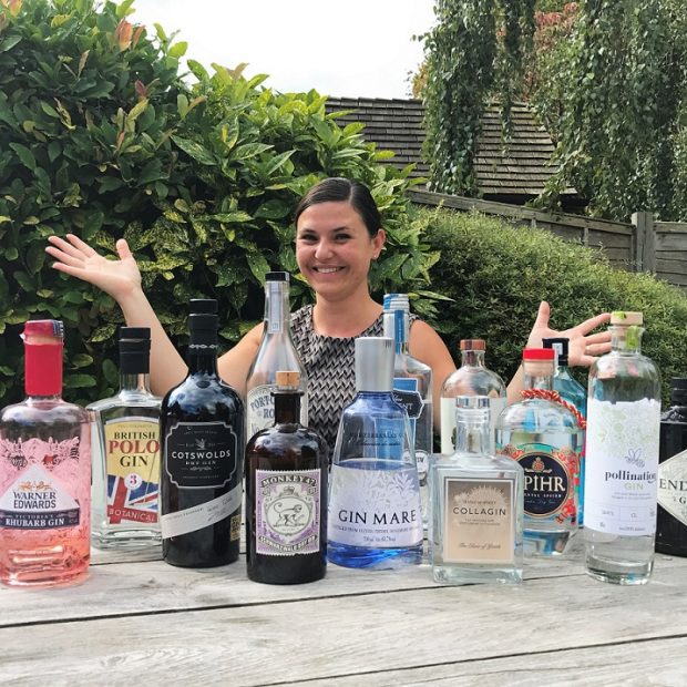 Gins with Sarah Sept 2017 cropped low res