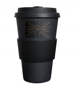 REATEST BRITISH Eco Bamboo Coffee Mug