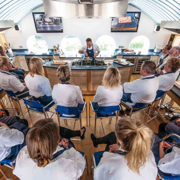 Greatest British Cookery Schools